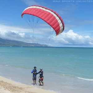 Trainer Kite Ground school - Maui Sports Unlimited